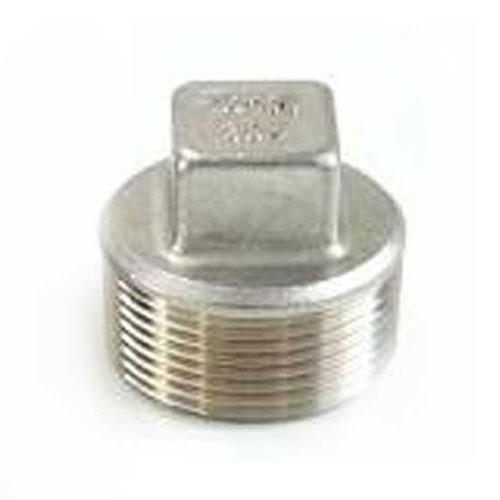 1 Inch Stainless Steel NPT Fitting