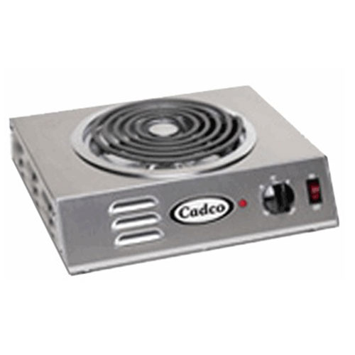 1500W 110V Hotplate in Stainless Steel Heavy Duty