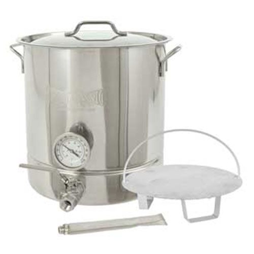 16 Gallon Premium Brew Kettle Set