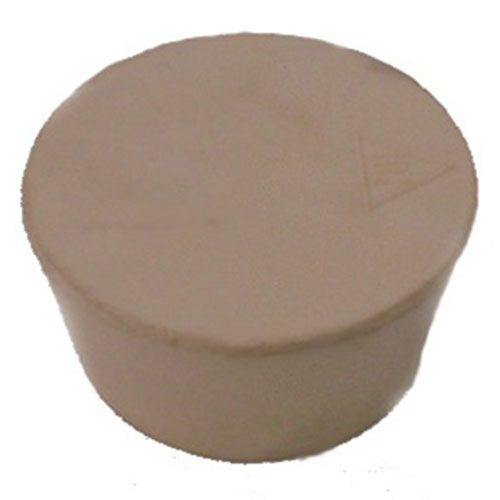 2 Inch Pure Tan Gum Rubber Bung