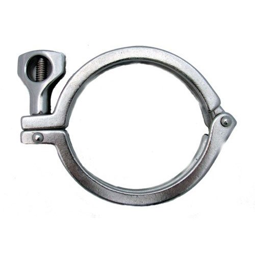 2 inch Diameter Stainless Steel Clamp