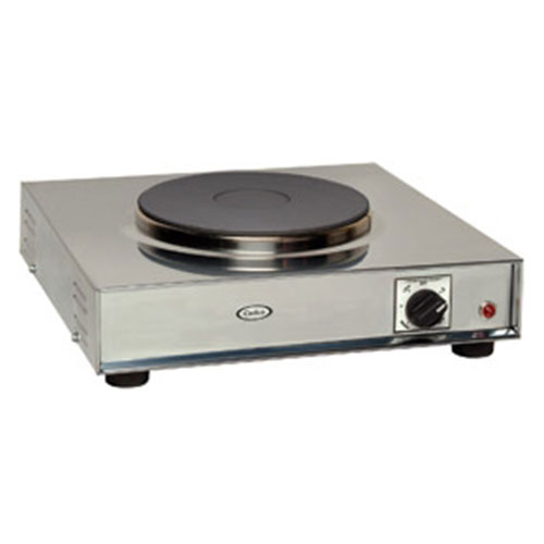 2000W 220V Hotplate in Stainless Steel Heavy Duty
