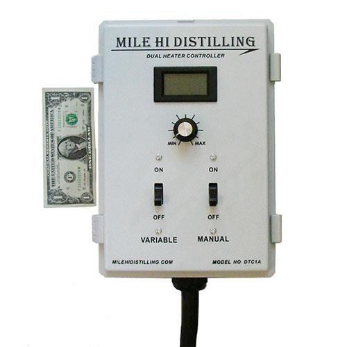 220V Dual Element Temperature Controller