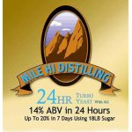 Mile Hi Distilling 24-Hour Turbo Yeast with AG (7.3oz)