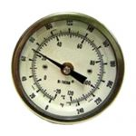 3 Inch Dial Thermometer
