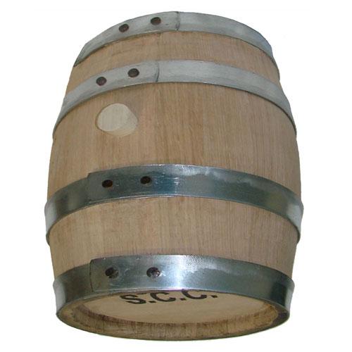 3 Gallon Charred Oak Barrel