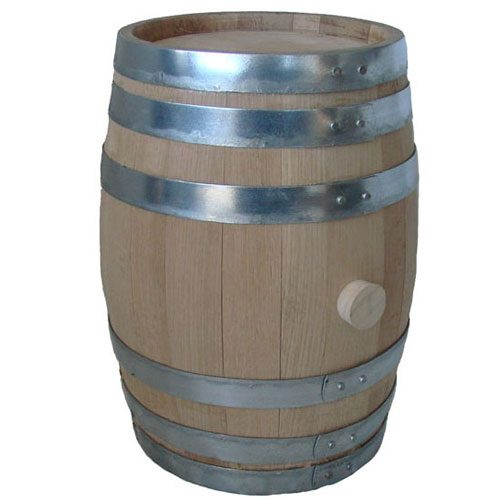 5 Gallon Charred Oak Barrel