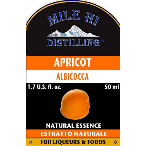 Mile Hi Apricot Essence (50ml)