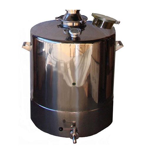 53 Gallon Still Boiler with 8 Inch Tri-Clamp fitting