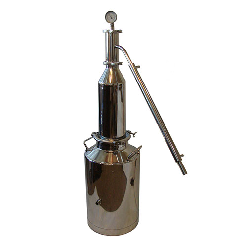 8 Gallon Essential Oil Distiller Extractor with Large Essential Oil Basket