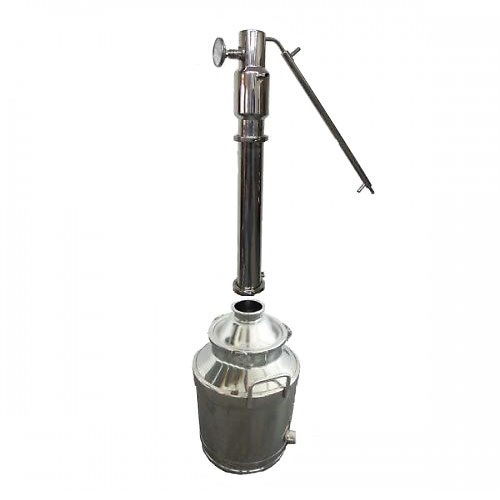 8 Gallon with 2 Inch Econ Pot or Reflux Tower