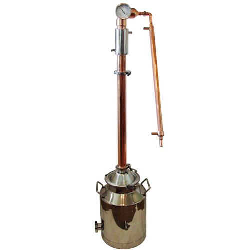 8 gallon copper still
