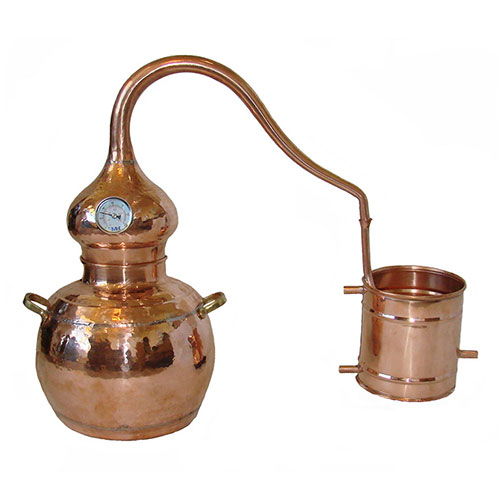 Alembic Copper Still 5 Gallon 20 Liter