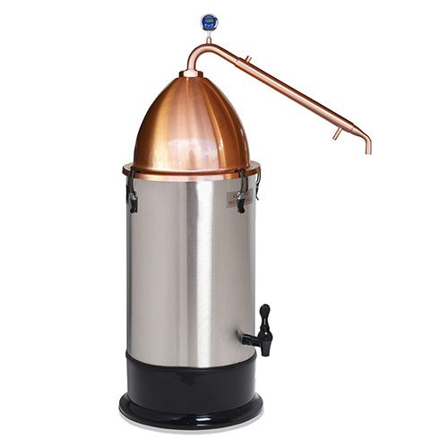 Alembic Pot Still with Turbo 500 Boiler