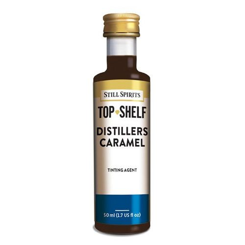 Distillers Caramel Essence - Top Shelf (50ml)