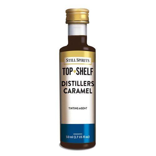 Distillers Caramel Essence - Top Shelf (50ml)