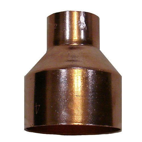 Copper 3 Inch to 2 Inch Reducer