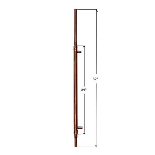 Copper Leibeg Condenser