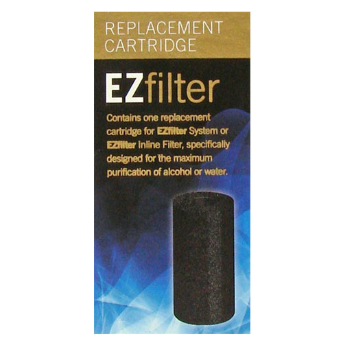 EZ Filter System Carbon Cartridge Replacement Filter
