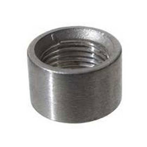 Half inch Stainless Steel Pipe Fitting Half Coupling