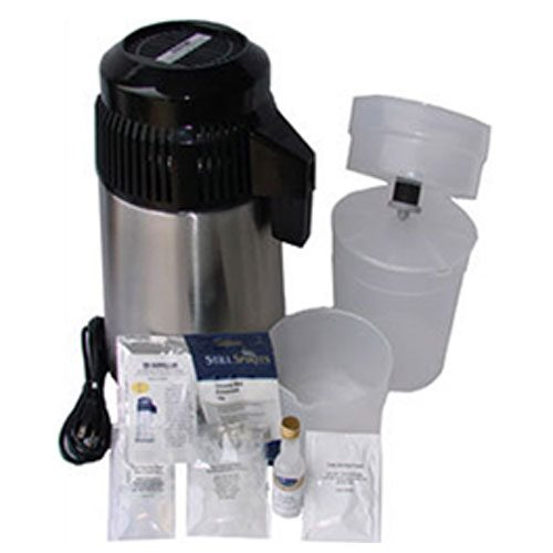 Mr Distiller with Carbon Filter Collection System with Still