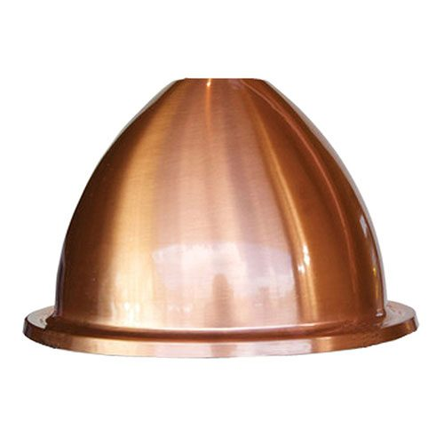 Pot Still Alembic Dome Top for Turbo 500