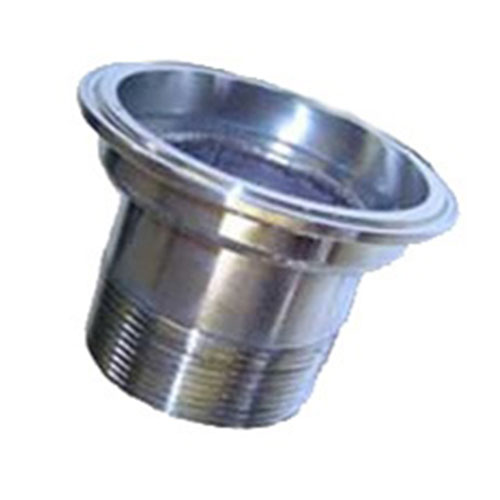 Stainless Steel 3 Inch to Drum Connector