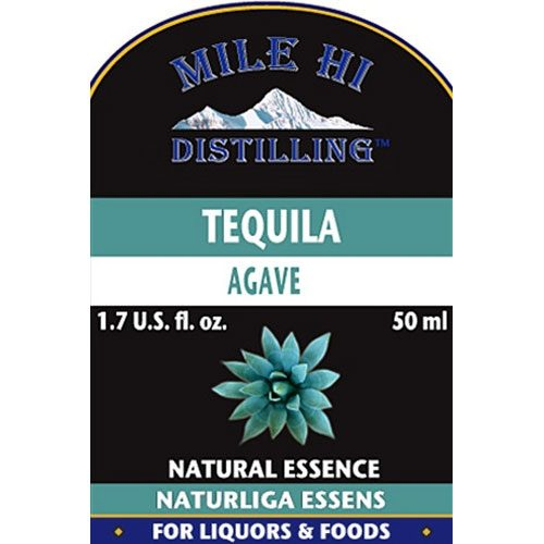 Mile Hi Tequila Essence (50ML)