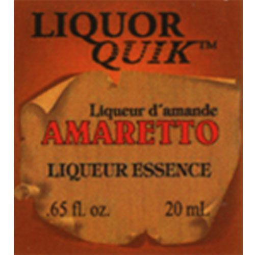 Amaretto Essence - Liquor Quik (20ml)