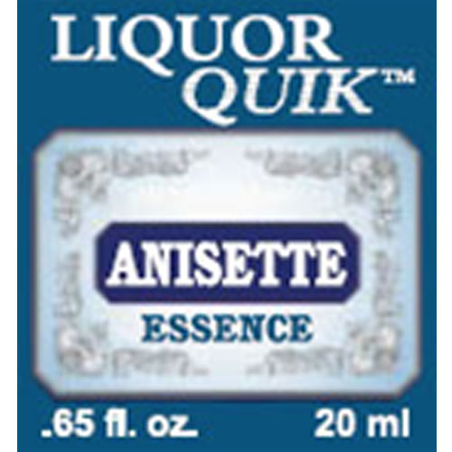 Anisette Pastis Essence - Liquor Quik (20ml)