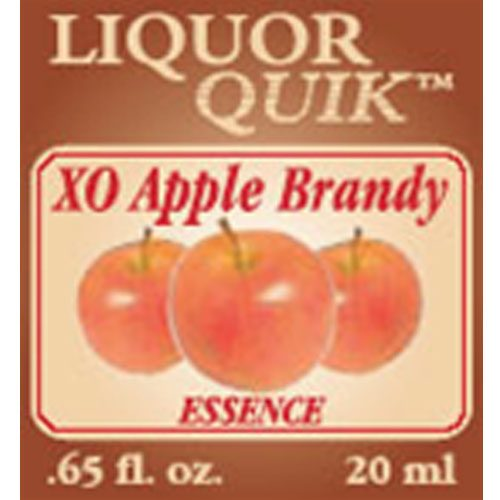 XO Apple Brandy Essence - Liquor Quik (20ml)