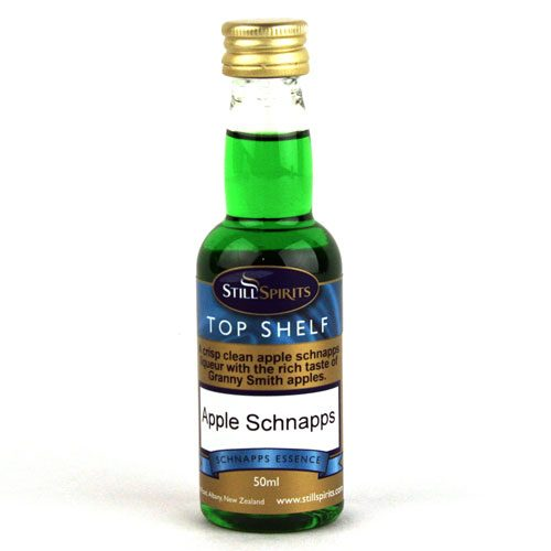 Apple Schnapps Essence - Top Shelf (50ml)