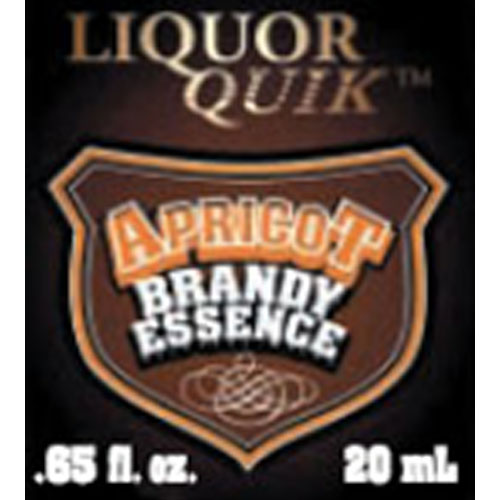 Apricot Brandy Essence - Liquor Quik (20ml)