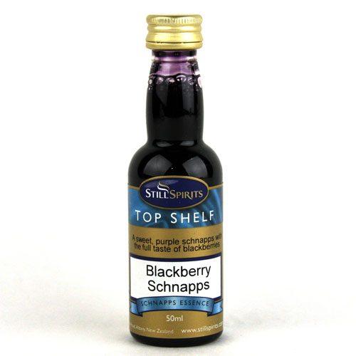 Blackberry Schnapps Essence - Top Shelf (50ml)