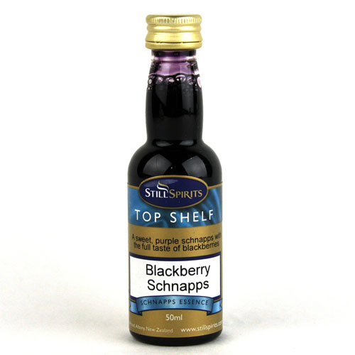 Blackberry Schnapps Essence - Top Shelf (50ml)