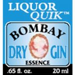 Bombay Dry Gin Essence - Liquor Quik (20ml)