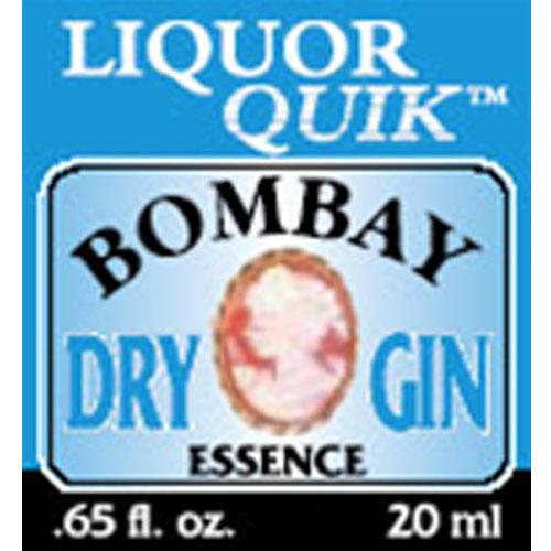 Liquor Quik Bombay Dry Gin Essence BULK