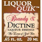 Brandy Dictine Essence - Liquor Quik (20ml)