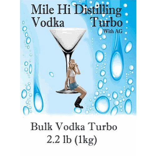 Mile Hi Distilling bulk vodka yeast