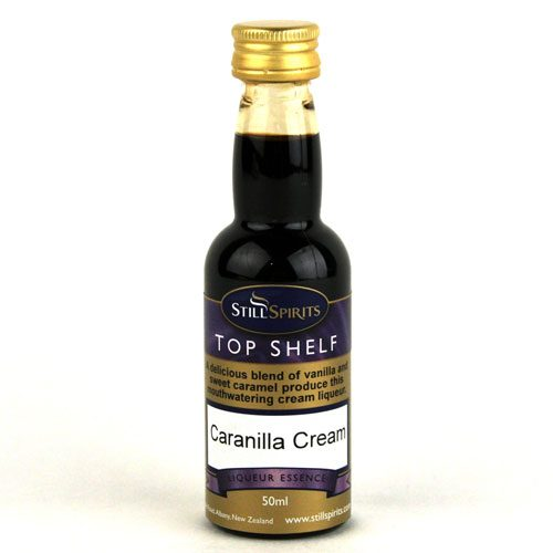 Caranilla Cream Essence - Top Shelf (50ml)