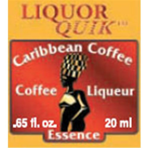 Caribbean Coffee Essence - Liquor Quik (20ml)