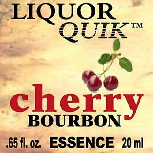 Liquor Quik Cherry Bourbon Essence 500ml