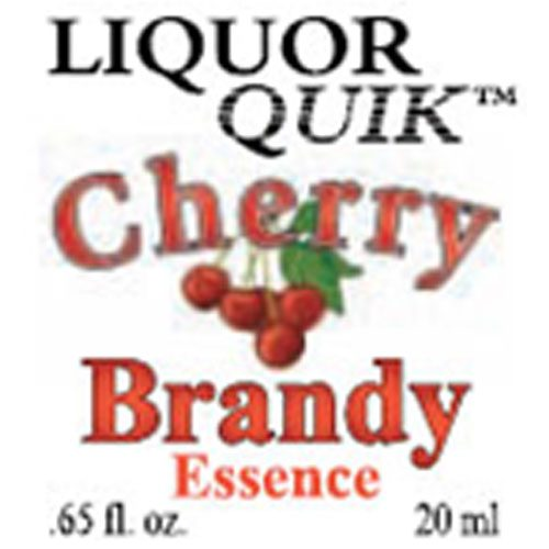 Cherry Brandy Essence - Liquor Quik (20ml)