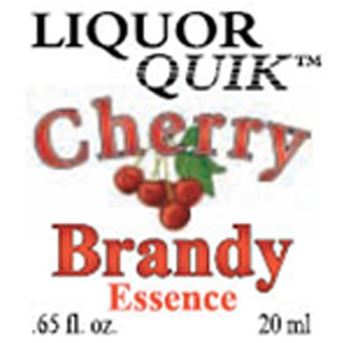 Liquor Quik Cherry Brandy Essence 500ml