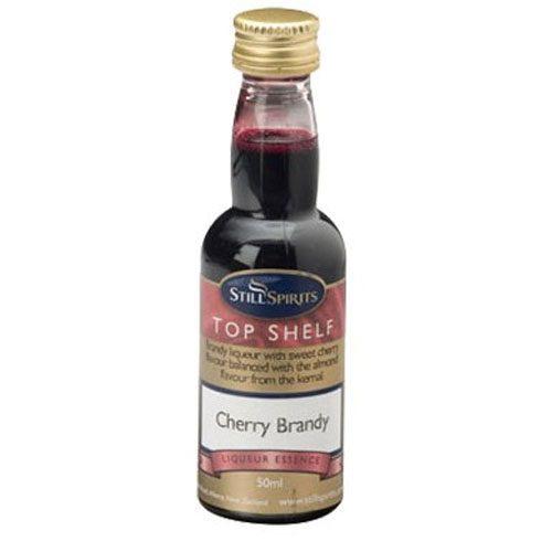 Cherry Brandy Essence -Top Shelf (50ml)