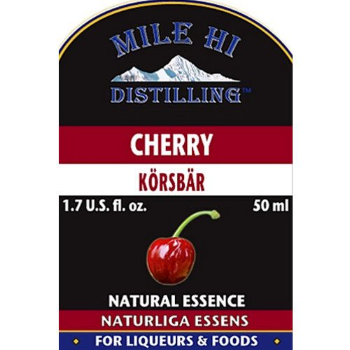 Mile Hi Cherry Essence (50ml)