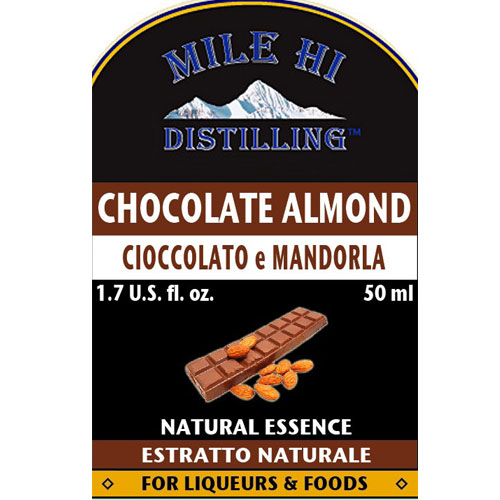Mile Hi Chocolate Almond Essence (50ml)