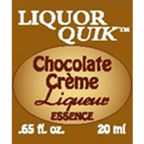 Chocolate Creme Essence - Liquor Quik (20ml)