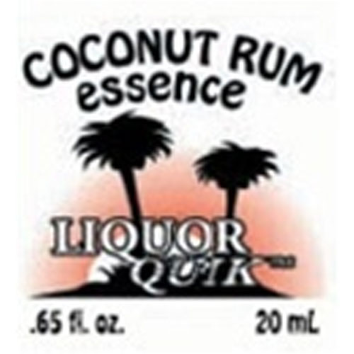 Liquor Quik Coconut Rum Essence 500ml