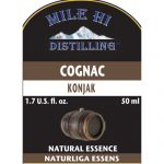 Mile Hi Cognac Essence (50ml)